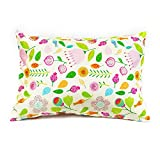 Maddie Moo Flower Toddler Pillowcases, Fits 13x18 and 14x19 Toddler and ...